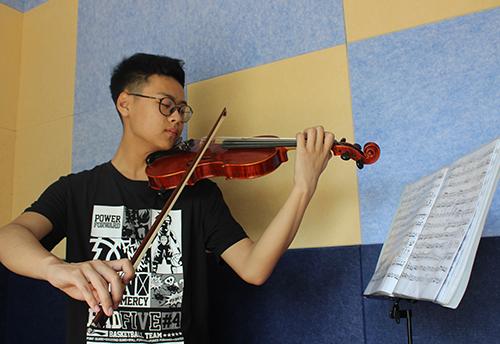 哈尔滨小提琴培训