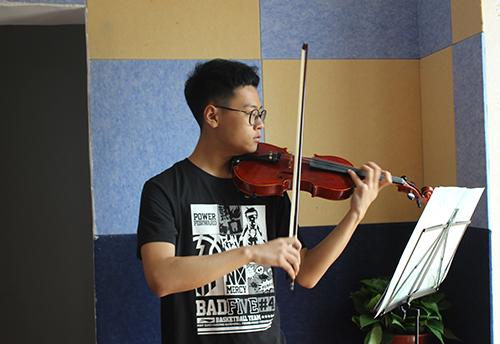哈尔滨小提琴培训学校