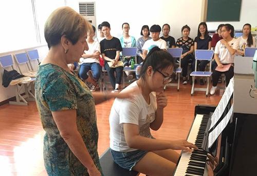 哈尔滨钢琴培训学校